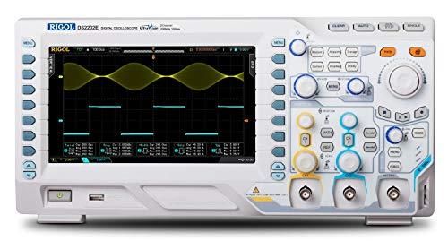 Rigol DS2202E 2 Channel Oscilloscope, 200 MHz
