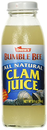 Snow's,Clam Juice  All Natural, 8 - Clams Frozen