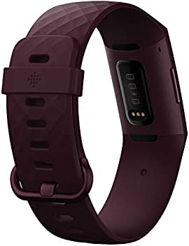 Black New and Sealed Fitbit Charge 4 Advanced Fitness Tracker