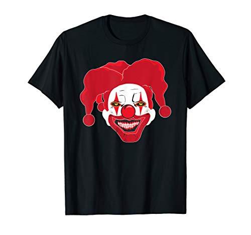 Polish Scary Killer Clown Halloween Costume  