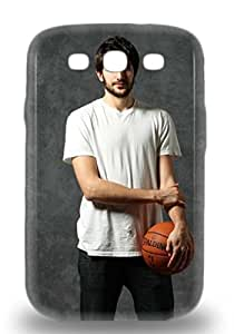 Sanp On 3D PC Case Cover Protector For Galaxy S3 NBA Minnesota Timberwolves Ricky Rubio #9 ( Custom Picture iPhone 6, iPhone 6 PLUS, iPhone 5, iPhone 5S, iPhone 5C, iPhone 4, iPhone 4S,Galaxy S6,Galaxy S5,Galaxy S4,Galaxy S3,Note 3,iPad Mini-Mini 2,iPad Air )