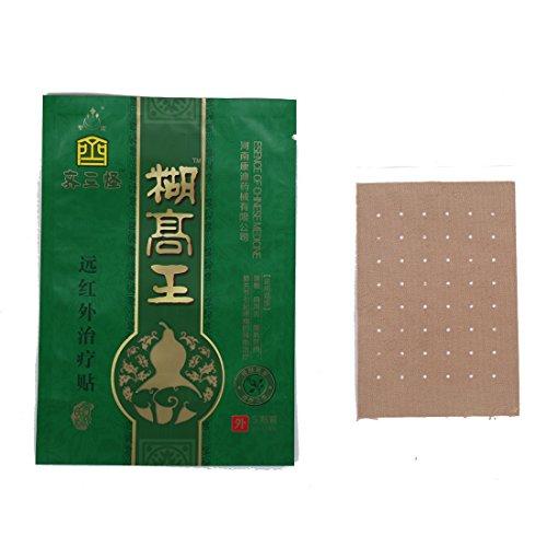HGWG calor chino parche antiguo Ttreatment para invierno conjunta dolores asesino, 15 parche/3 Pack