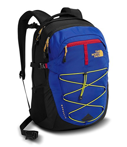 The North Face Borealis Backpack   Bright Cobalt Blue Tnf Black   One Size