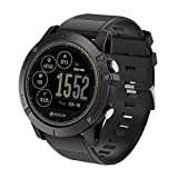 IMSHI Zeblaze Vibe 3 HR Smartwatch, Bluetooth Smart Watch, Compatible with Android 4.4 / iOS 8.0 and Above System for All-Day Activity Record, Heart-Rate Monitor