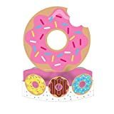 "Creative Converting Donut Party Centerpiece, 12"" x 9"", Multicolor"
