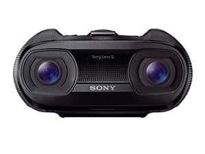 Sony DEV-50V/B Digital recording Binoculars (Black)