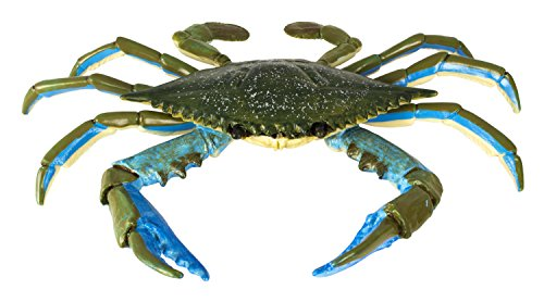Blue Safari Animals (Safari Ltd  Incredible Creatures Blue Crab)