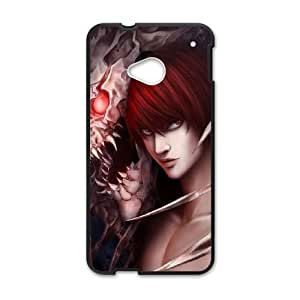 HTC One M7 Black Death Note phone cases protectivefashion cell phone cases HYQT5791040