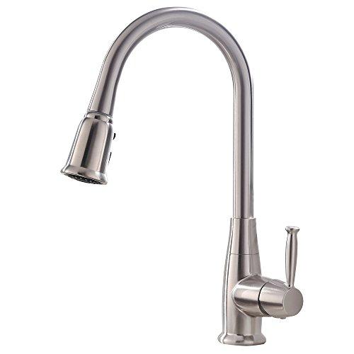 high arch kitchen faucet - 4