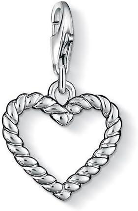 Womans Charms Silver Charm Thomas Sabo 0861-001-12