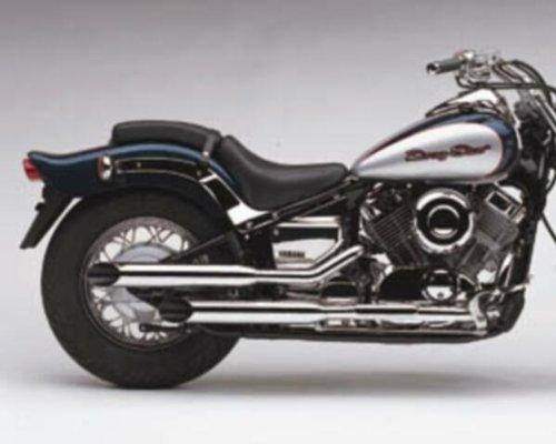 Cobra Motorcycle Exhaust - 9