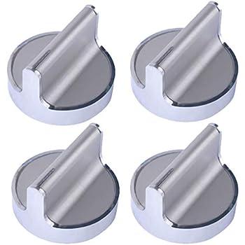 W10594481 Knob for Whirlpool Stove//Range AP6023301,WPW10594481-10 Pack
