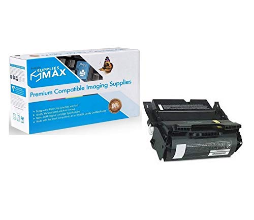 SuppliesMAX Compatible Replacement for Image Excellence CTG69P Toner Cartridge (25000 Page Yield) - Equivalent to Lexmark 12A5745 Compatible Image Excellence Drum