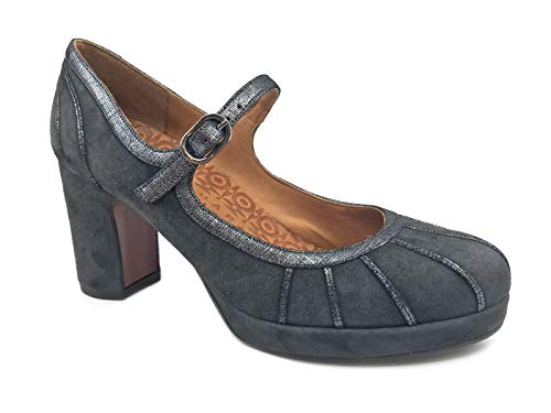 Mihara Gris Chie Mary Janes Anist Femme SdSOzqxR