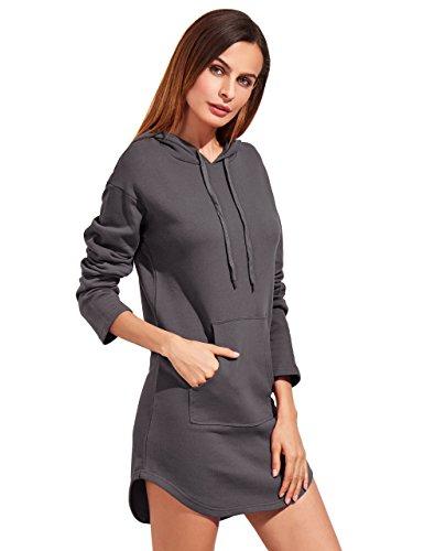 hoodie dress - 9