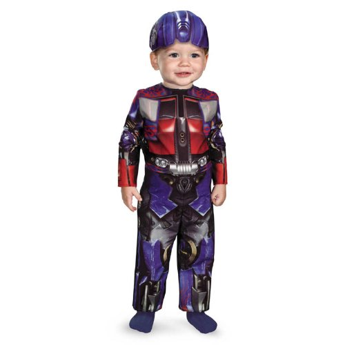 [Optimus Infant Costume] (Optimus Infant Costumes)