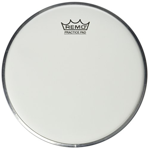 Practice Pad Replacement - Remo Practice Pad Drumhead - Ambassador, Coated, 8