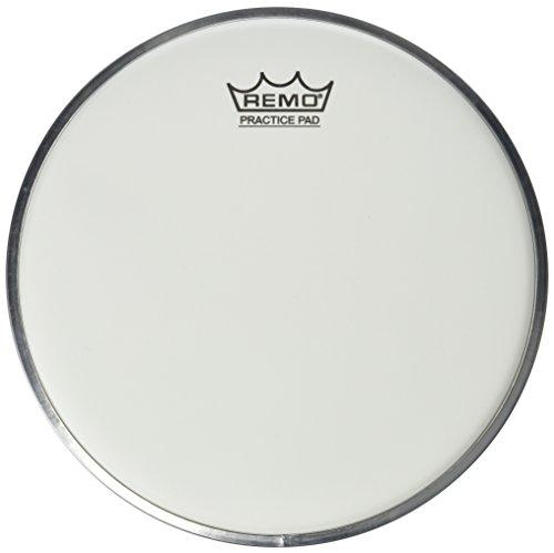 Remo Practice Pad Drumhead - Ambassador, Coated, ()