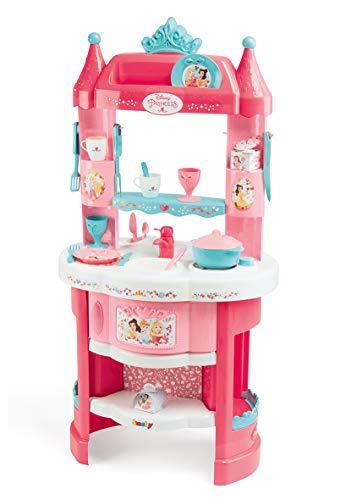 Smoby 311700Disney Princess Kitchen–Pink