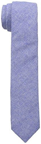 Original Penguin Men's Lolita Solid Tie, Blue, One Size