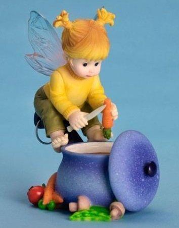 My Little Kitchen Fairie - Hearty Veggie Soup Fairie