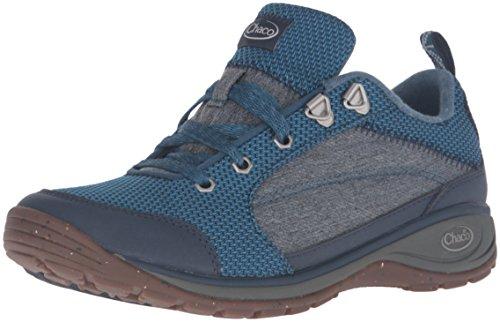 Chaco Women's Kanarra-W Hiking Shoe, Indigo, 7 M US by Chaco