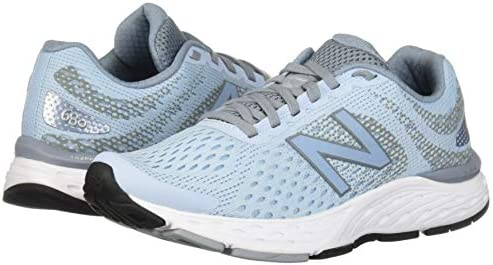 New Balance Women's 680v6 Cushioning Running Shoe 7