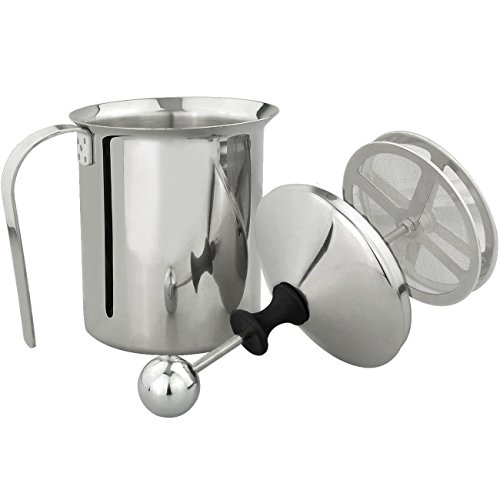 Frother Marrywindix Stainless Container Capacity