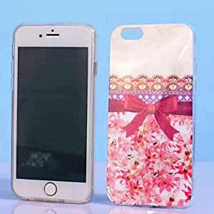 GJY Specially Designed Gold Dust Pattern TPU Cover for iPhone 6