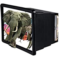 F2 Mobile Phone 3D Screen Magnifier 3D Video Screen Amplifier 2nd Generation