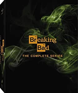 Breaking Bad: The Complete Series [Blu-ray + UltraViolet]
