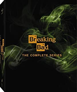 Breaking Bad: The Complete Series [Blu-ray + UltraViolet] (B00I9PDXP2) | Amazon Products