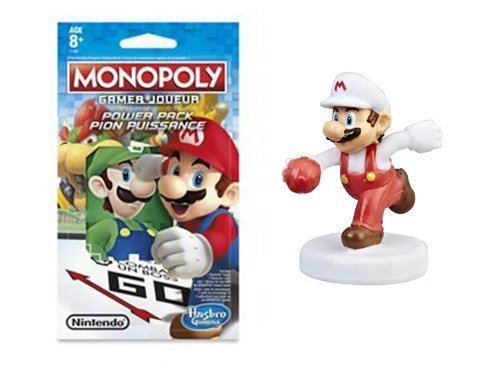 MF Monopoly Gamer Power Pack - Fire Mario