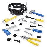 Just Like Home Workshop Tool Belt Set