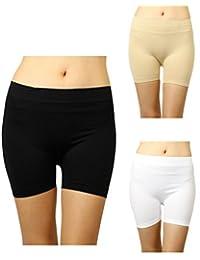 Women's Mini Shorts legging Seamless Spandex Shorts