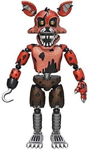 Action Figure: FNAF: Nightmare Foxy