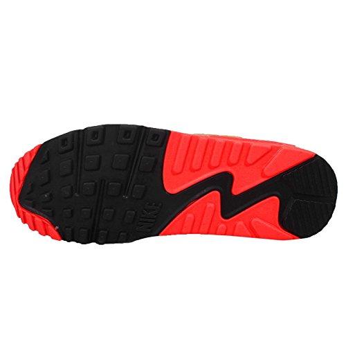 Nike Air Max Mens 90 ° Anniversario, Bronzo / Nero Infrarosso-bianco, 10 M Di Noi