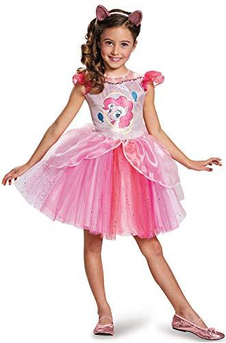 Pinkie Pie Tutu Deluxe My Little Pony Costume, Small/4-6X]()