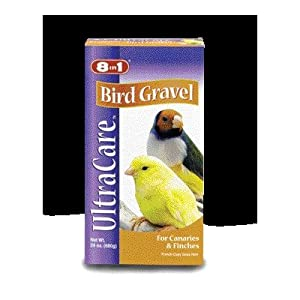 eCOTRITION Small to Medium Bird Gravel Treat - 24 oz. [Set of 4] 75