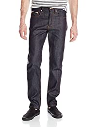 Naked & Famous Denim Men's Easy Guy Laid Back Fit Jean In 11Oz Stretch Selvedge