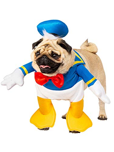 Rubie's Disney: Mickey & Friends Pet Costume, Donald Duck, -
