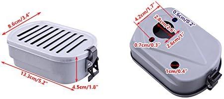 LETAOSK Luftfilter mit Filterelement passend f/ür Robin EY15 EY20 Generator Motor