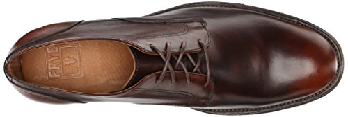 Frye Mens Jacob Oxford Oxford Redwood