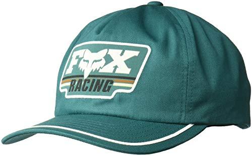 Fox Womens Hat - Fox Junior's Retro Unstructured Snapback HAT, Jade, OS