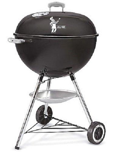 WEBER 741093 O/T SILVER BLACK 22.5'' CHAR BBQ