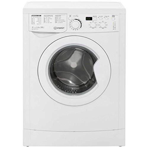 Indesit EWSD61252W A++ Rated Freestanding Washing Machine - White