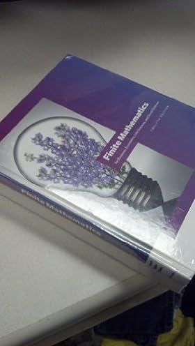 math worksheet : finite mathematics mymathlab student solutions manual and  : Finite Math Worksheets