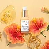 Farmacy Honeymoon Glow AHA Hydrating Night Serum w/Hyaluronic Acid for Fine Lines & Wrinkles