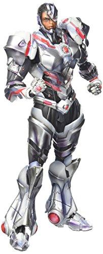 - Square Enix Play Arts Kai Cyborg Action Figure