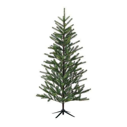 Künstlicher Tannenbaum Ikea.Ikea Fejka Kunstpflanze Weihnachtsbaum 180cm Amazon De Küche